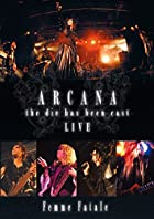 ARCANA -the die has been cast- LIVE [DVD](通常8~9日以内に発送)