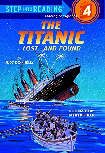 The Titanic: Lost...and Found : Step 4  (Step Into Reading)の詳細を見る