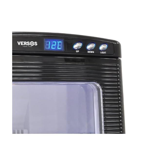 VERSOS 25L冷温庫 ブラック VS-404の紹介画像4