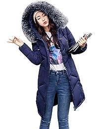 ダウンジャケット 中綿コート  レディース アウター 軽量 防風 防寒 トップス 秋冬 シンプル 女性用 フード付く 大きいサイズ