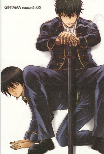 銀魂 シーズン其ノ弐 05 [DVD]の詳細を見る