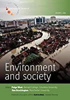 Environment and Society - Volume 1: Advances in Research【洋書】 [並行輸入品]