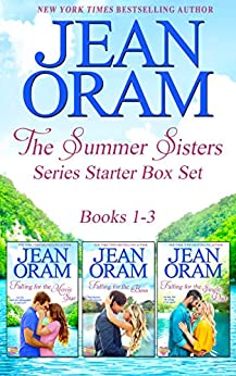 The Summer Sisters: Series Starter Box Set (Books 1-3): Sweet Contemporary Romances by [Oram, Jean]