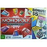 Hasbro Monopoly Electronic Banking Edition Gameおもちゃ[並行輸入品]