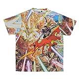 ポケモンセンターオリジナル Tシャツ Pokémon EX Drawing -Yusuke Murata- ウルトラネクロズマ空中戦 S