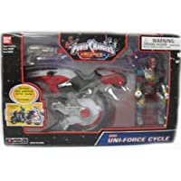 Power Rangers Red Uni-Force Cycle