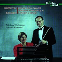 Works For Flute And Piano by Westenholz Toke Lund Christiansen (1993-12-07)