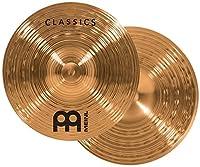 MEINL マイネル Classics シリーズ ハイハットシンバル 10