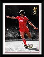 GB eye Liverpool FC Legends Hansen Framed Photograph,16x12 inches
