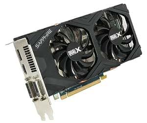 SAPPHIRE Radeon HD7850 2G 搭載ビデオカード 日本正規代理店品 VD4744 SAHD785-2GD5R003/11200-07-20G