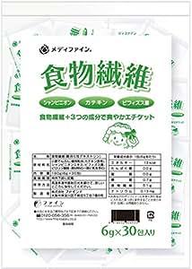 ファイン 食物繊維分包タイプ 30包入り (6g×30包)