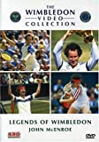 Legends of Wimbledon: John Mcenroe [DVD] [Import]