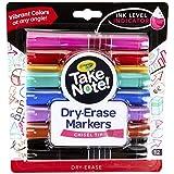 Crayola Low Odor Dry Erase Markers