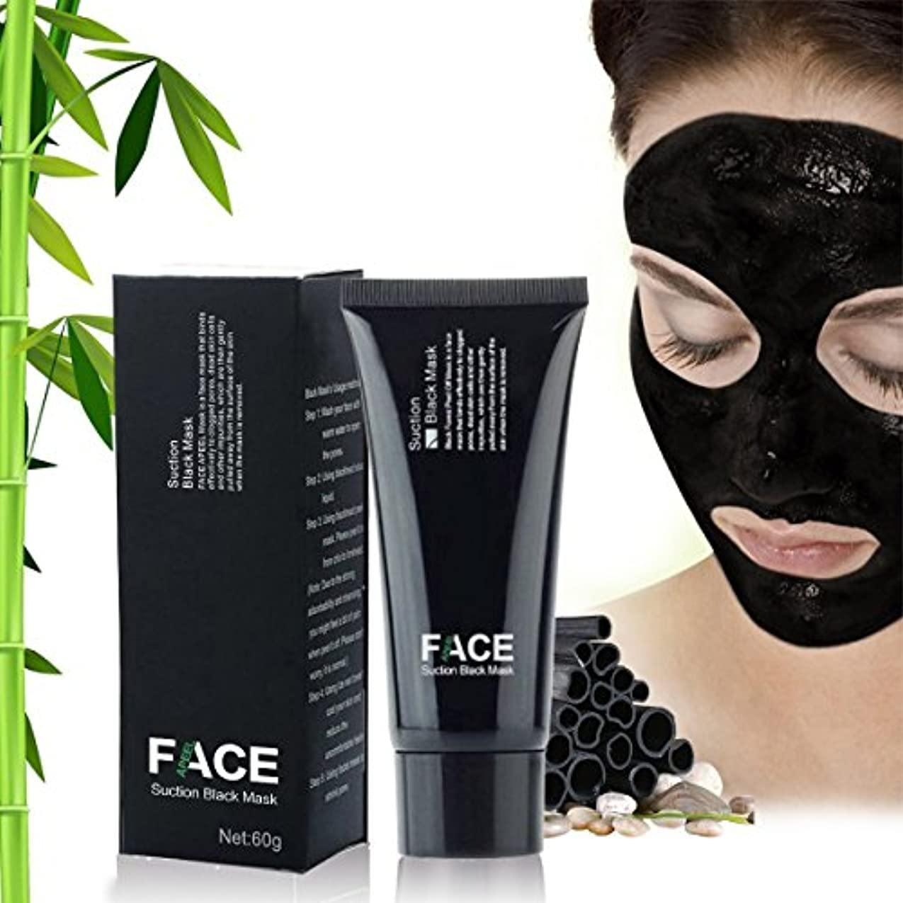 Face Apeel Blackhead Remover - Peel-off Mask for Men and Women - Deep Cleans Better than Pore Strips for Instantly