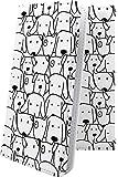 GS03 / GS02 ケース 手帳型 犬 いぬ 犬柄 動物 動物柄 アニマル どうぶつ ジーエス 手帳型ケース キャラクター キャラ キャラケース GS 03 02 gs3 gs2 かわいい 可愛い kawaii lively