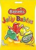 Bassett's Jelly Babies (190g) バセットのゼリーの赤ちゃん( 190グラム)