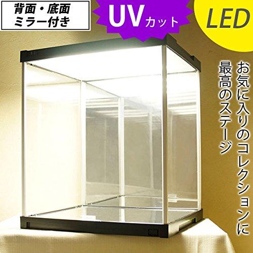 LEDライト付き フィギュアケース