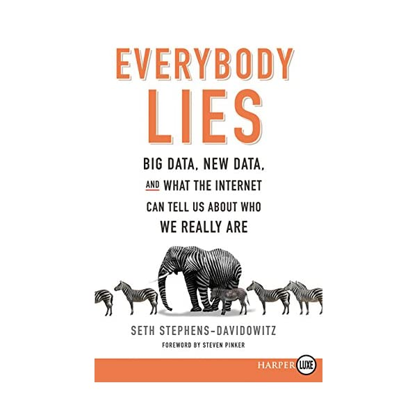 Everybody Lies: Big Data...の商品画像