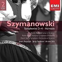 Symphonies 2-4