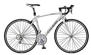 LOUIS GARNEAU(ルイガノ)  ロードバイク LGS-CR23 500mm 2015年モデル シルバー 15LG-C23-07