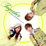 Together♪JAMOSA + KEVZIZN & ELIのCDジャケット
