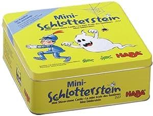 おばけの試験カードゲームミニ (Schloss schlotterstein - das kartenspiel: mini) 缶入り カードゲーム