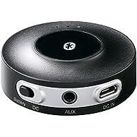 サンワダイレクト Bluetoothトランスミッター apt-X Low Latency 低遅延 2台同時送信 有線→ワイヤレス変換 オーディオ送信 400-BTAD004