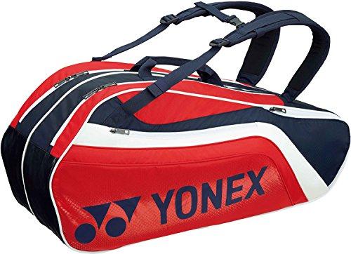 ヨネックス ラケットバッグ6 リュック付 テニス6本用 BAG1812R-097(Men'sLady'sJr)