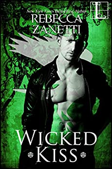 Wicked Kiss (Realm Enforcers Book 4) by [Zanetti, Rebecca]
