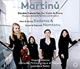 Martinu: Double Concertos for