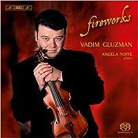 Fireworks: Virtuoso Violin Music (Hybr)