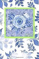 2020 Planner - Blue Floral
