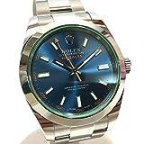 (ロレックス)ROLEX 116400GV オイスターパーペチュアル ミルガウス メンズ腕時計 腕時計 SS メンズ 未使用 中古