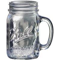 BALL メイソンジャー [ ドリンキングマグ 480ml クリア ] Mason jar DRINKING MUG 正規品