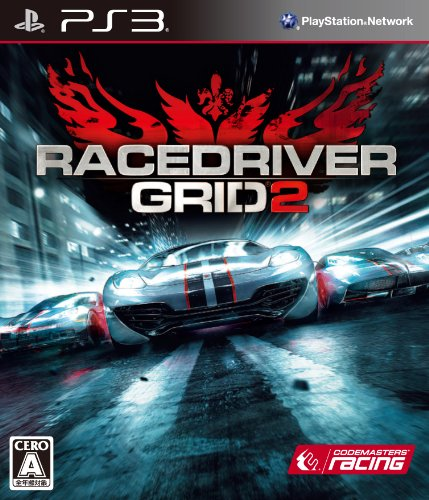 RACE DRIVER GRID2 - PS3