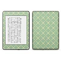 igsticker kindle paperwhite 第4世代 専用スキンシール キンドル ペーパーホワイト タブレット 電子書籍 裏表2枚セット カバー 保護 フィルム ステッカー 050623