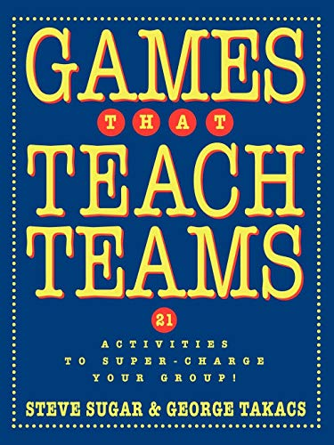 Download Games That Teach Teams 0787948357
