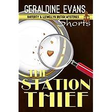 The Station Thief (Rafferty & Llewellyn British Mystery)