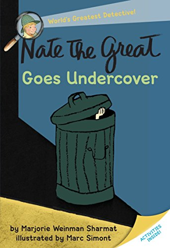 Nate the Great Goes Undercoverの詳細を見る
