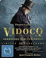 Vidocq - Herrscher der Unterwelt. - Limitiertes Steelbook samt FSK-Umleger