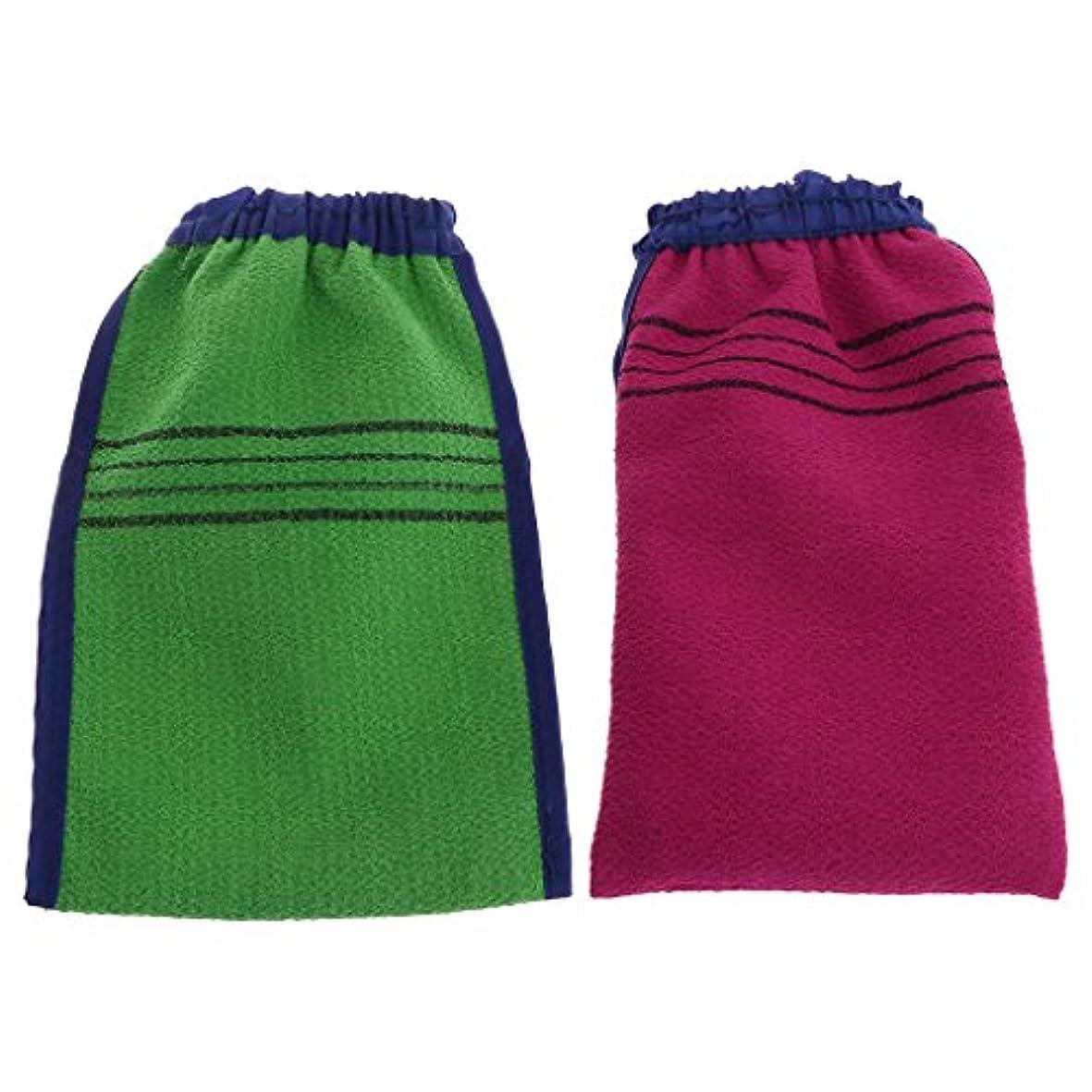 数値ウェイド見かけ上より青い剥離手袋バス手袋スパマッサージミットスクラブミットマジックピーリンググローブタン除去ミット