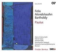 Paulus by F. MENDELSSOHN BARTHOLDY