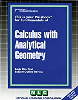 Calculus with Analytical Geometry (Series F No. 7)