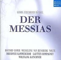 Handel: Messiah by LAUTTEN COMPAGNEY (2012-08-07)
