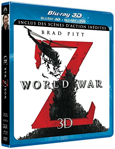 World War Z [Blu-ray 3D]