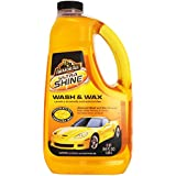 Armor All Ultra Shine Wash and Wax 64-Fluid Ounce Bottles (Pack of 4)