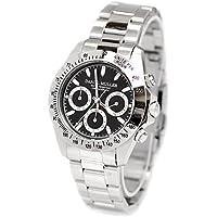 [ダニエル・ミューラー]DANIEL MULLER 腕時計 オールステンレス クロノグラフ メンズウォッチ DM-2003BK ブラック