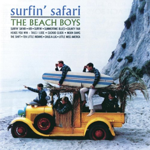 Surfin' Safari (Remastered)