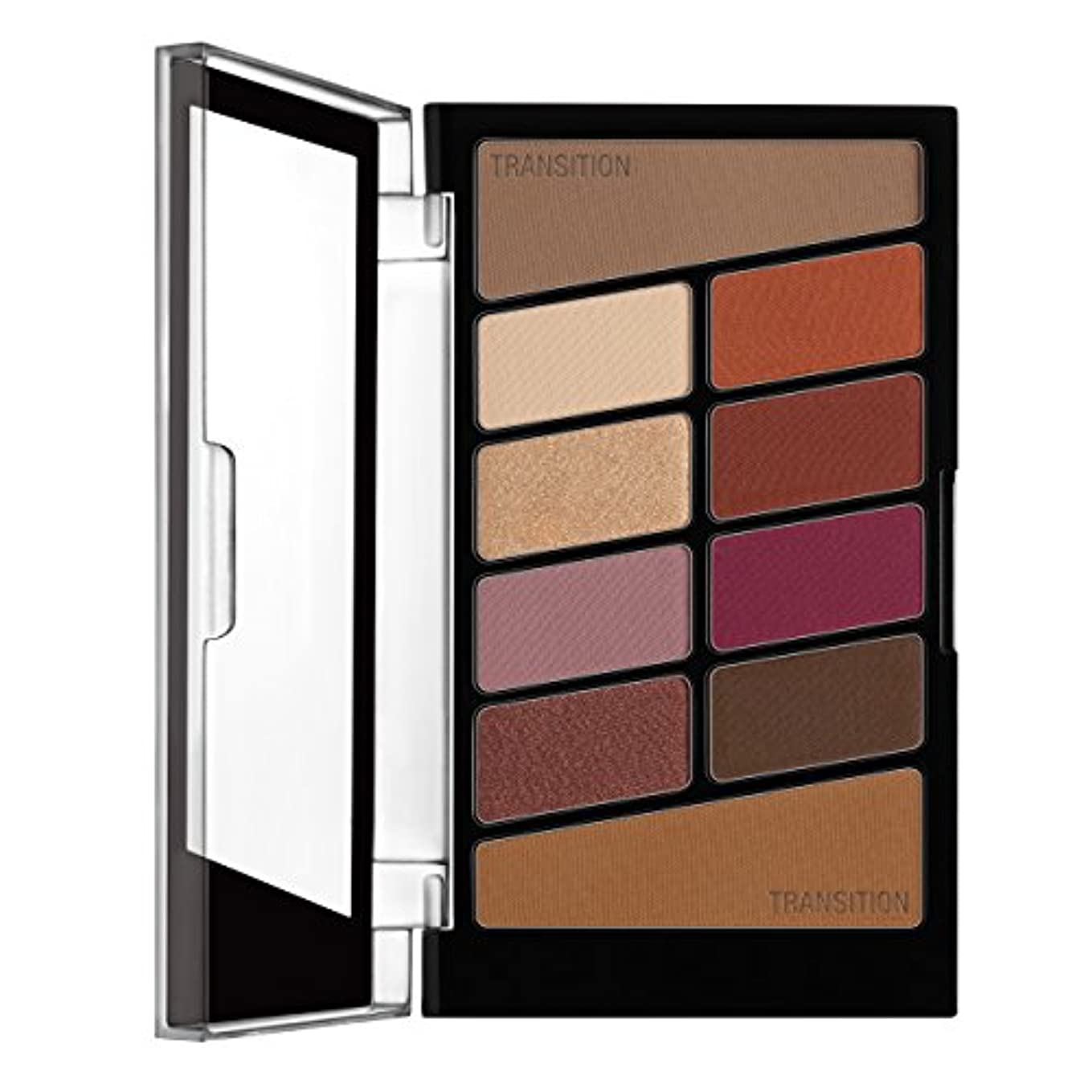 遺跡サバント足音WET N WILD Color Icon Eyeshadow 10 Pan Palette - Rosé In The Air (並行輸入品)