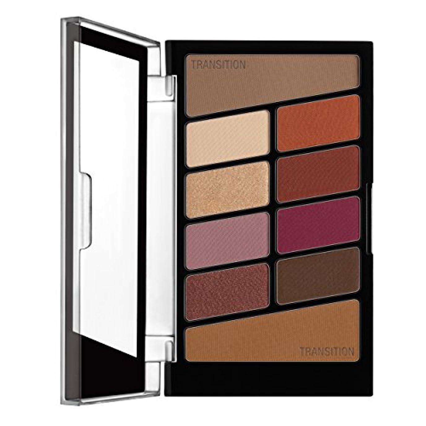 ゆり簡略化する五WET N WILD Color Icon Eyeshadow 10 Pan Palette - Rosé In The Air (並行輸入品)